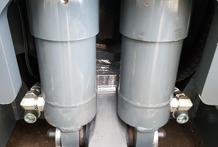 Combi-PPT Vertical lift cylinders