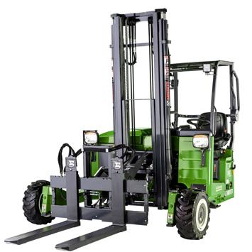 Special Vehice: MOFFETT E4-25.3NX Cargotec