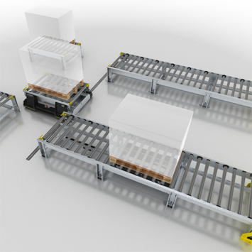 Special of the Year: Smart Pallet Mover (SPM), Interroll Group